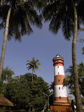 Lighthouse, Alleppey, Kerala, India Stock Photo - 7559227