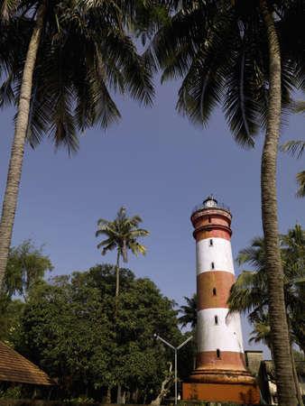 Lighthouse, Alleppey, Kerala, India Stock Photo - 7559227