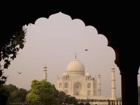 Taj Mahal, Agra, Uttar Pradesh, India Stock Photo - 7551852