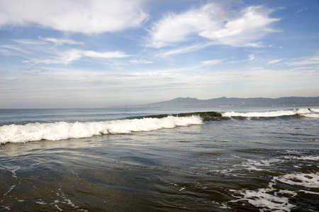 water wave: Ocean wave, Puerto Vallarta, Mexico LANG_EVOIMAGES