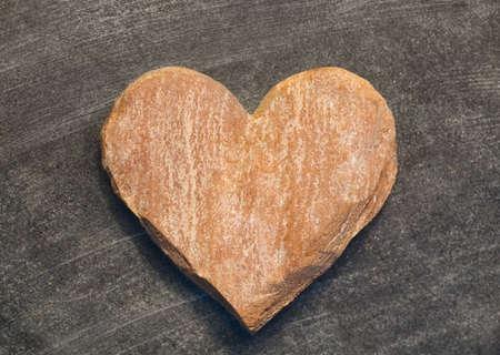 Heart made of stone Stock Photo - 7551880