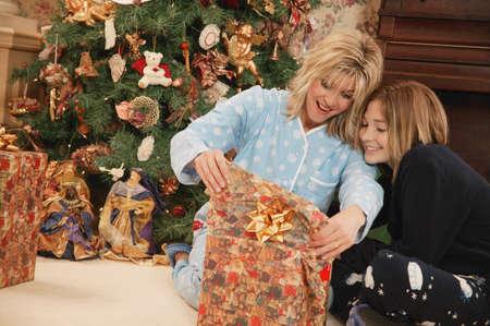 Christmas morning Stock Photo - 7551761