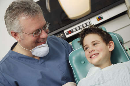 treatment: Check up at the dentists