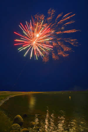 Fireworks Stock Photo - 7551794