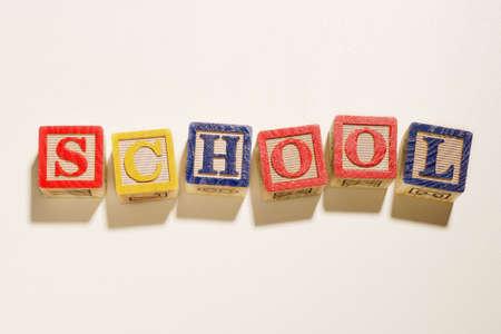 Blocks spelling