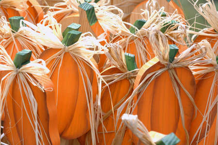 Pumpkin patch Stock Photo - 7551716