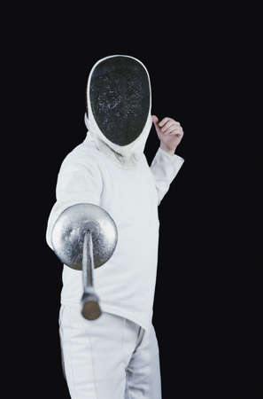 sabre's: Fencer