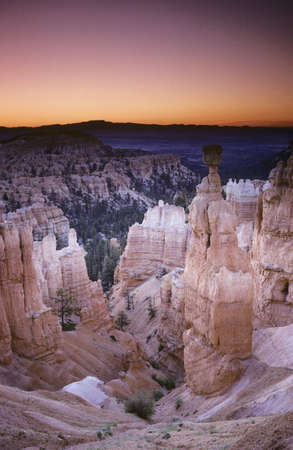 Thor's Hammer, Bryce Canyon National Park Stock Photo - 7559155