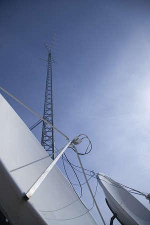 Satellite dish's