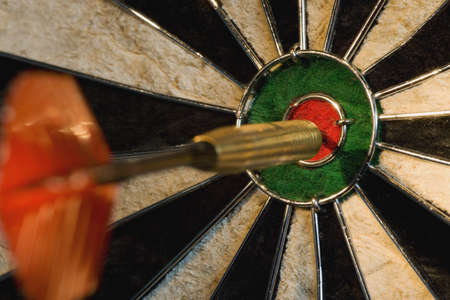 Bulls eye Stock Photo - 7551681