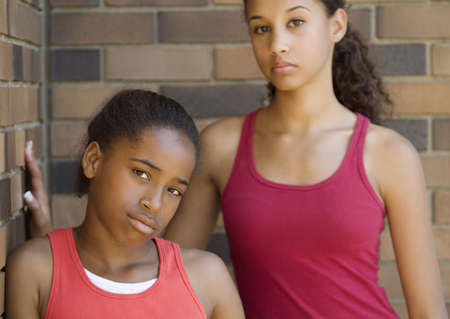 Young girls Stock Photo - 7551711