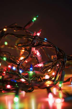 Christmas lights Stock Photo - 7551621
