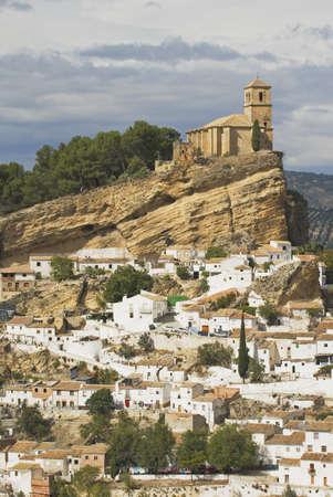 Moorish Castle at Montefrío in Spain Stock Photo - 7559502