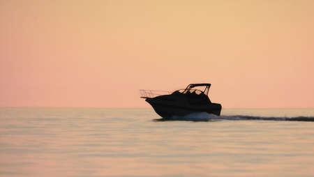 Speedboat Zdjęcie Seryjne