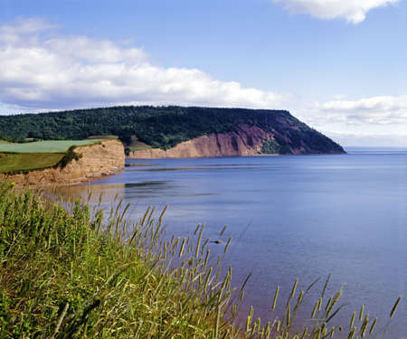 Bay of Fundy, Nova Scotia Stock Photo - 7559451