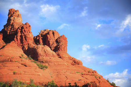 Red rock, Arizona, U.S.A Stock Photo - 7559542