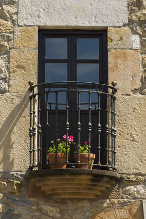 Balcony in Spain Stock Photo - 7559466