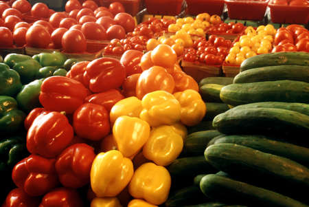 Assorted vegetables Stock Photo - 7559292