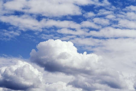Cloudy sky Stock Photo - 7559406
