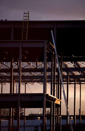 structure: Construction site