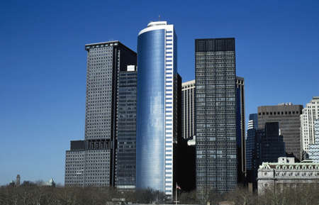 City buildings Stock Photo - 7559491