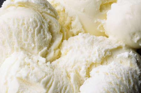 textured backgrounds: Vanilla ice cream