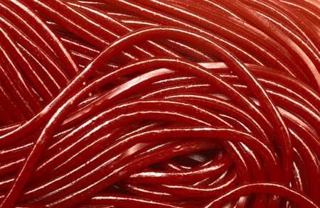 liquorice: Licorice strings