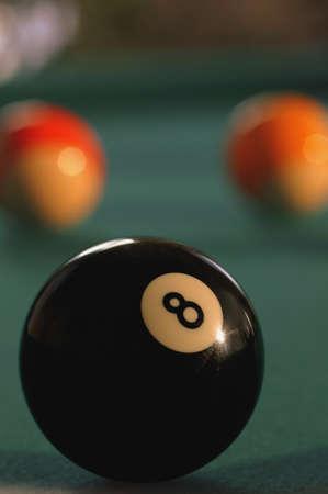 carson ganci: Eight ball