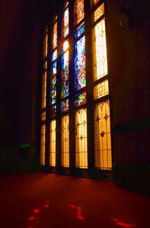 glas kunst: Gebrandschilderde ramen
