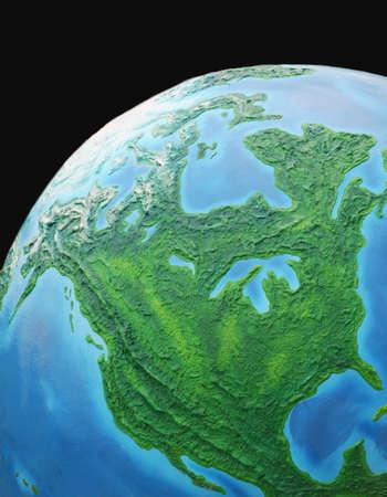 A globe Stock Photo - 8242361