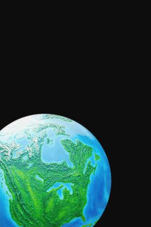 darren greenwood: A globe