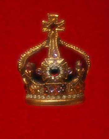 jeweled: Jeweled crown