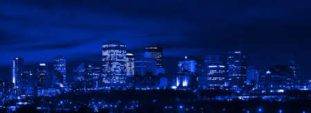 alberta: Edmonton Skyline