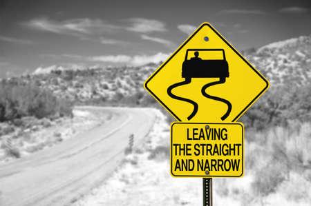 A street sign Imagens
