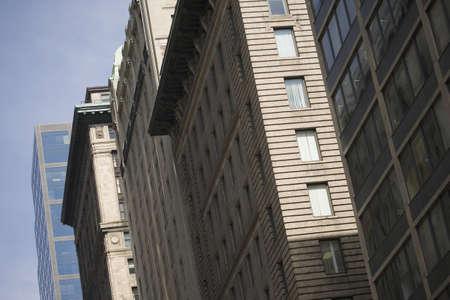 City Buildings Stock Photo - 8242300