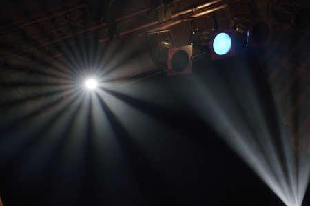 fari da palco: Luci di scena