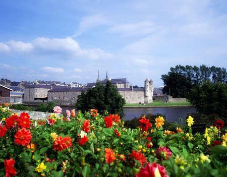 Enniskillen Castle, Co. Fermanagh (n.i.), Ierland Stockfoto