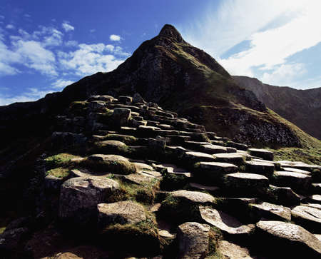 Giant's Causeway, Co. Antrim, Ireland Stock Photo - 8243269