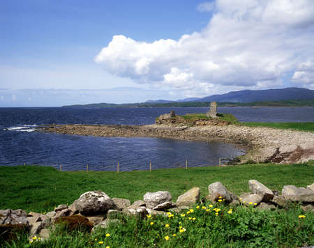 St. John's Point in McSwynes Bay, Dunkineely, Co. Donegal, Ireland