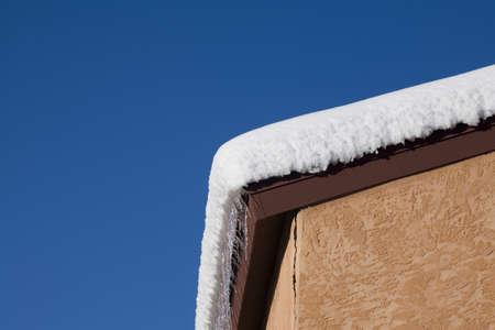 raniszewski: Snow On Rooftop