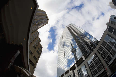 highrises: High rises