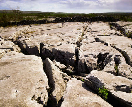 Co Clare, The Burren, Mullaghmore, Ireland photo