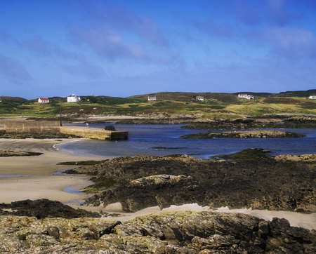 Co Donegal, Rosbeg, Ireland photo