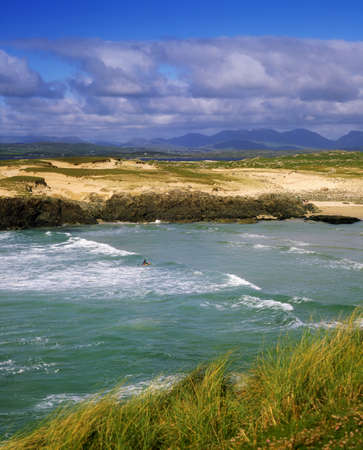 Co Galway, Mannin Bay, Connemara, Ireland photo