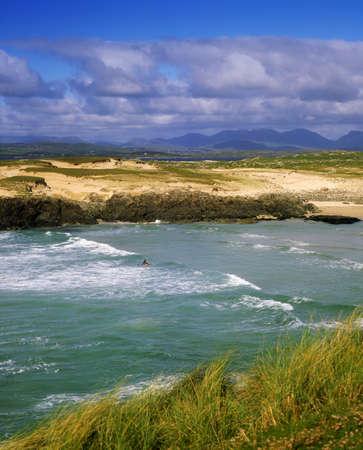 connemara: Co Galway, Mannin Bay, Connemara, Ireland