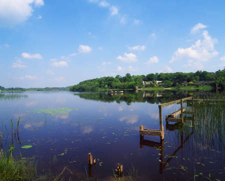 lough: Co Leitrim, Lough Rynn, Ireland