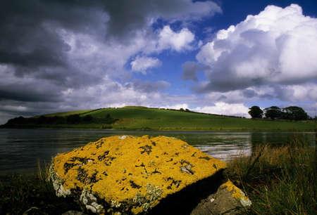 lough: Co Down, Strangford Lough, The Dorn Nature Reserve, Ireland