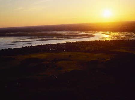 Scenic landscape, Co Dublin, Ireland Stock Photo - 8241637