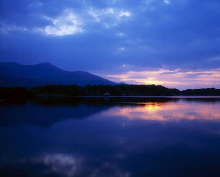 co  kerry: Lough Leane, Killarney, Co Kerry, Ireland Stock Photo