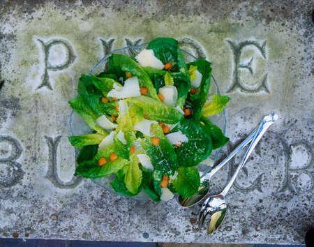 harland: Caesar salad